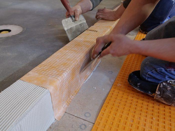 Prepping for Tile - Fine Homebuilding