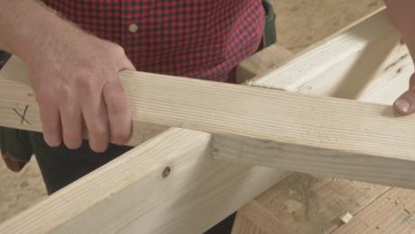 cut a notch with a circular saw