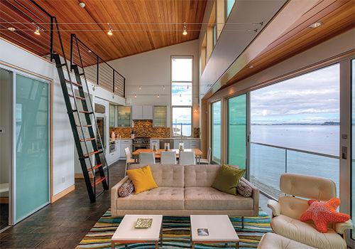 "Architect Dan Nelson's ""Tsunami House"""