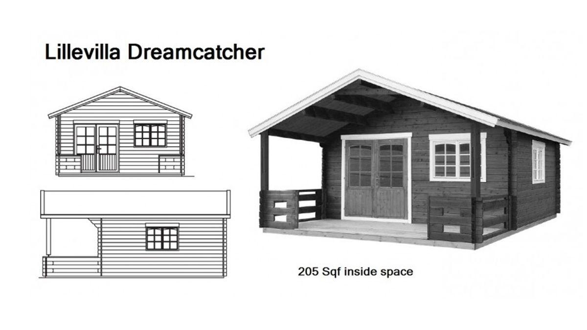 Alek Lisefski Tiny House tiny house kits: an online buying trend - fine homebuilding