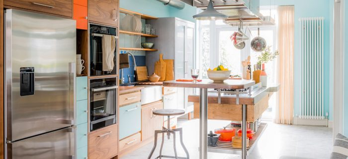 out of the box kitchen design