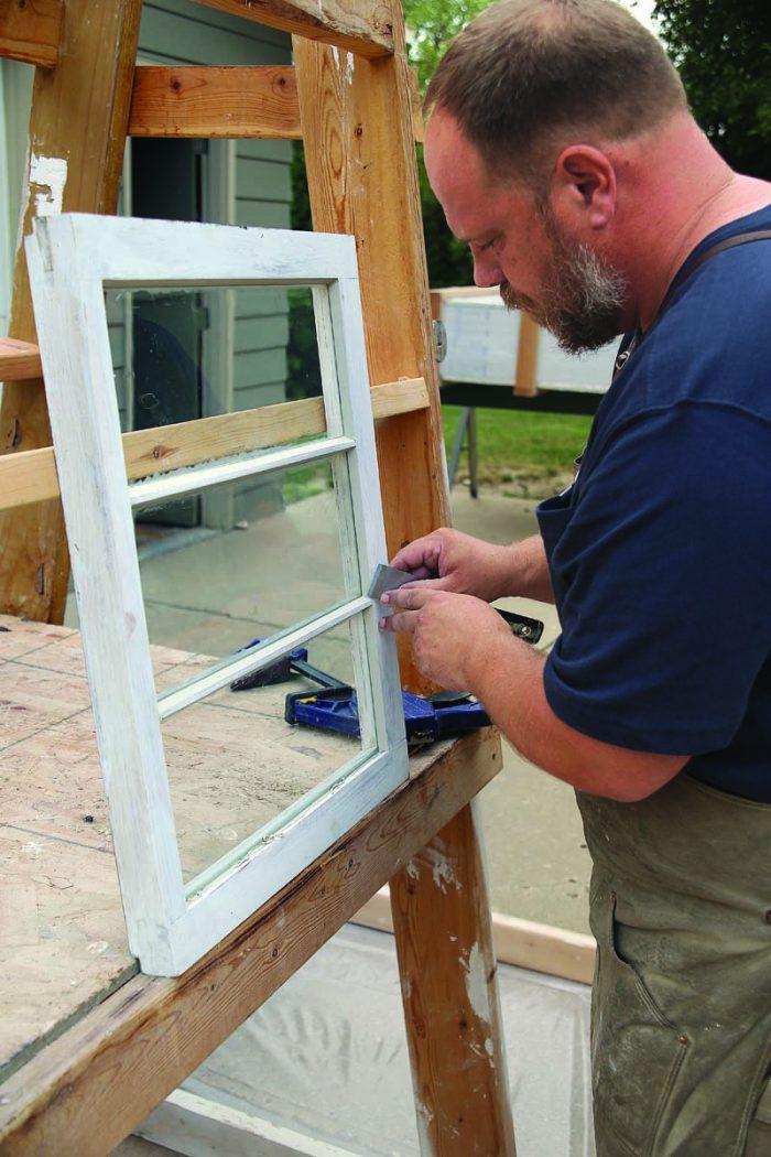 Overhaul the existing windows