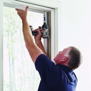 drilling sash replacements