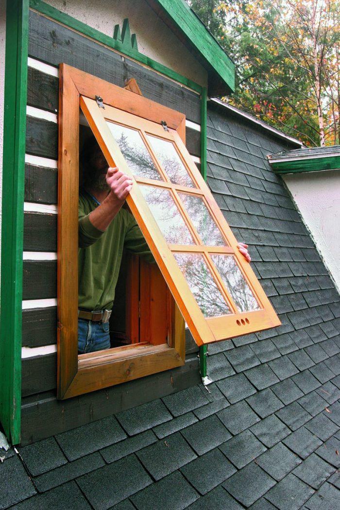 exterior storm windows