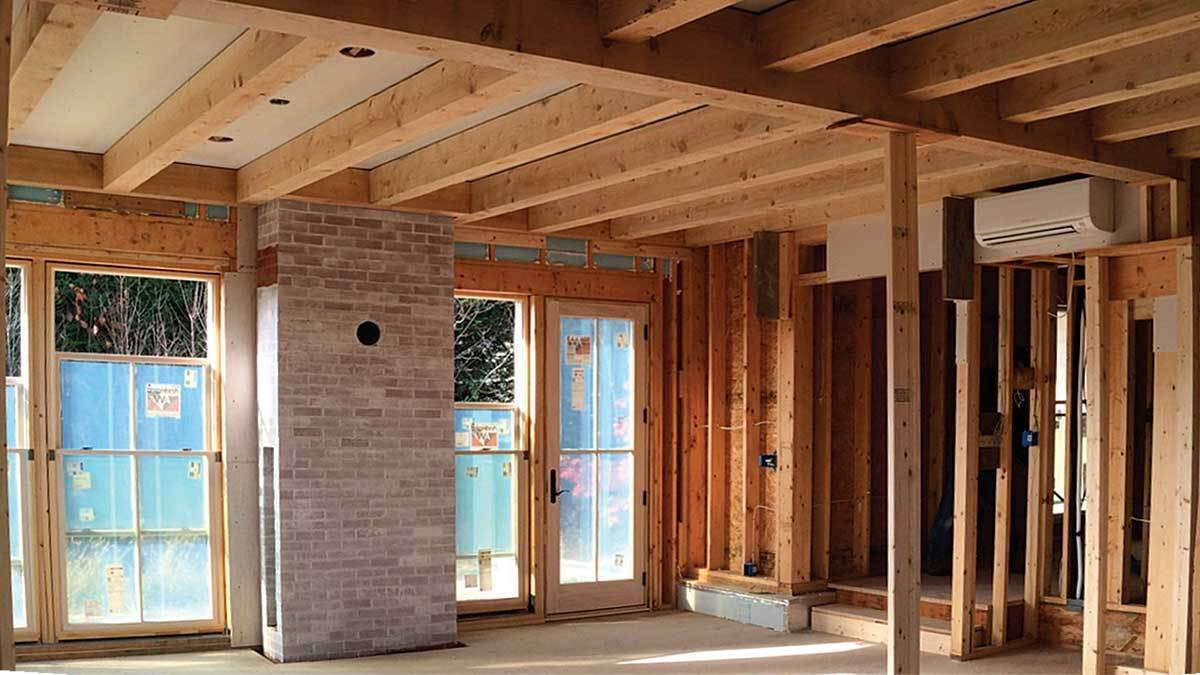 posts and beams structural