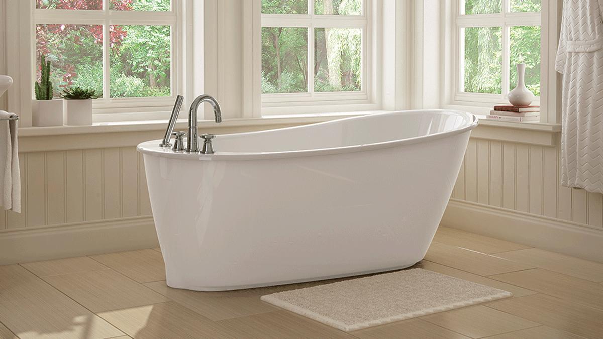 Maax Sax Bathtub