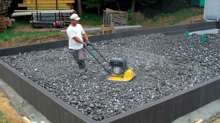 Insulating Gravel