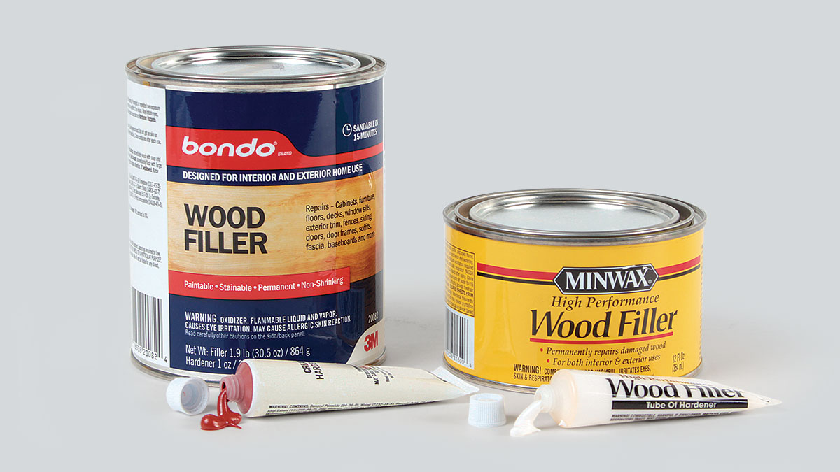 3M Bondo Wood Filler