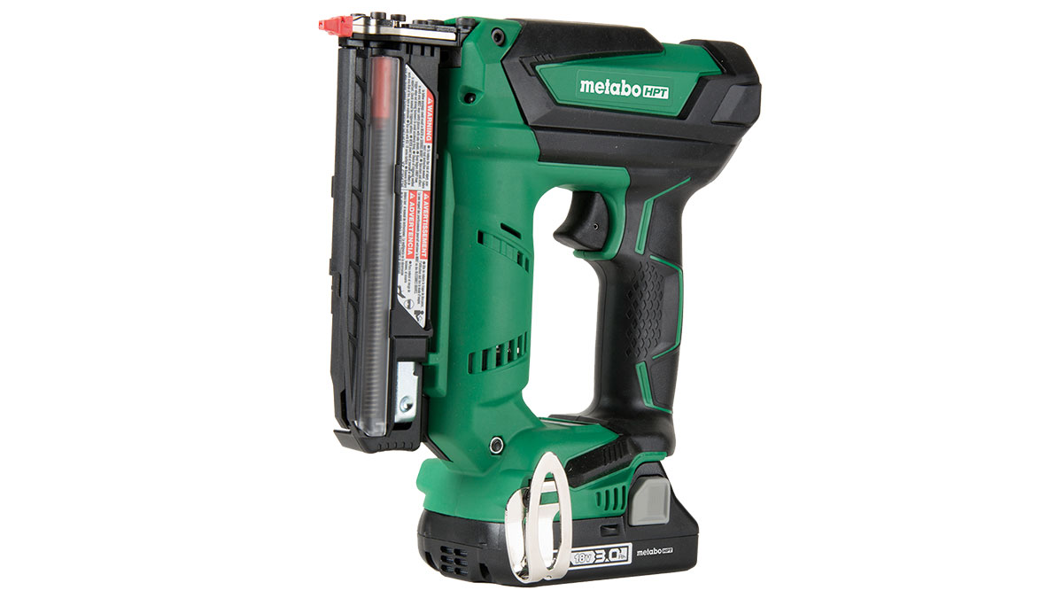 Metabo HPT 23-ga. Pin Nailer