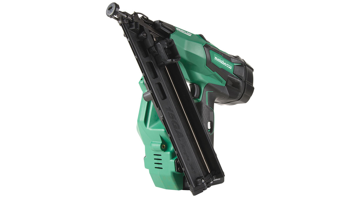 Metabo HPT 15-ga. Finish nailer