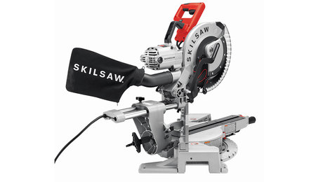Supercapacity Sliding Miter Saw