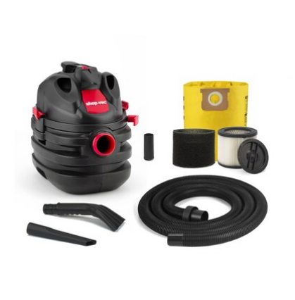 Shop-Vac 5-Gallon 6-HP Shop Vacuum