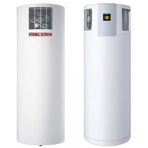 Stiebel and AeroTherm® Series HPWHs
