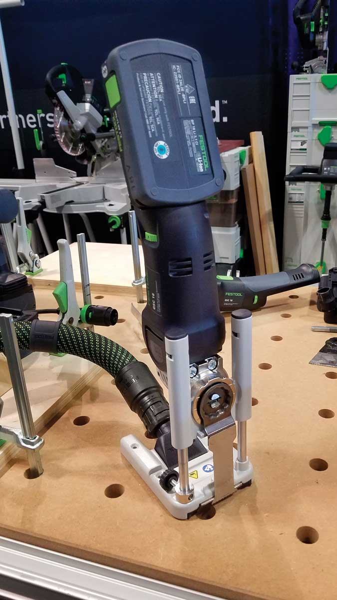 Festool Vecturo Cordless Multi-Tool
