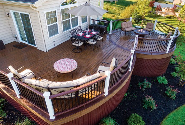 How to Choose the Best Deck Size - Fine Homebuilding