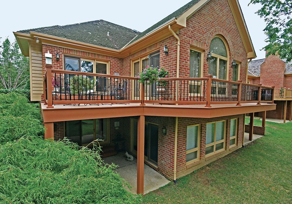 Second Floor Deck Ideas Fine Homebuilding