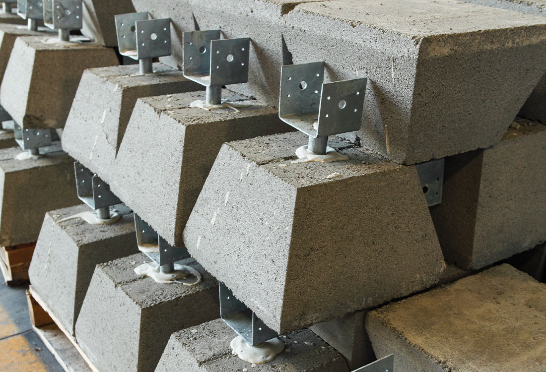 Precast Piers And Other Deck Footing Ideas Fine Homebuilding