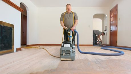 how to repair and refinish hardwood flooring
