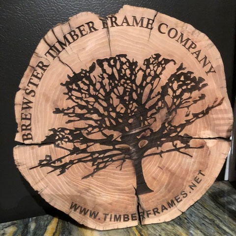 Brewster Timber Frame Company