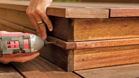 installing deck fascia