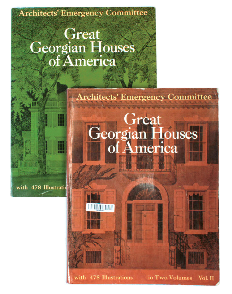 Great Georgian Houses of America
