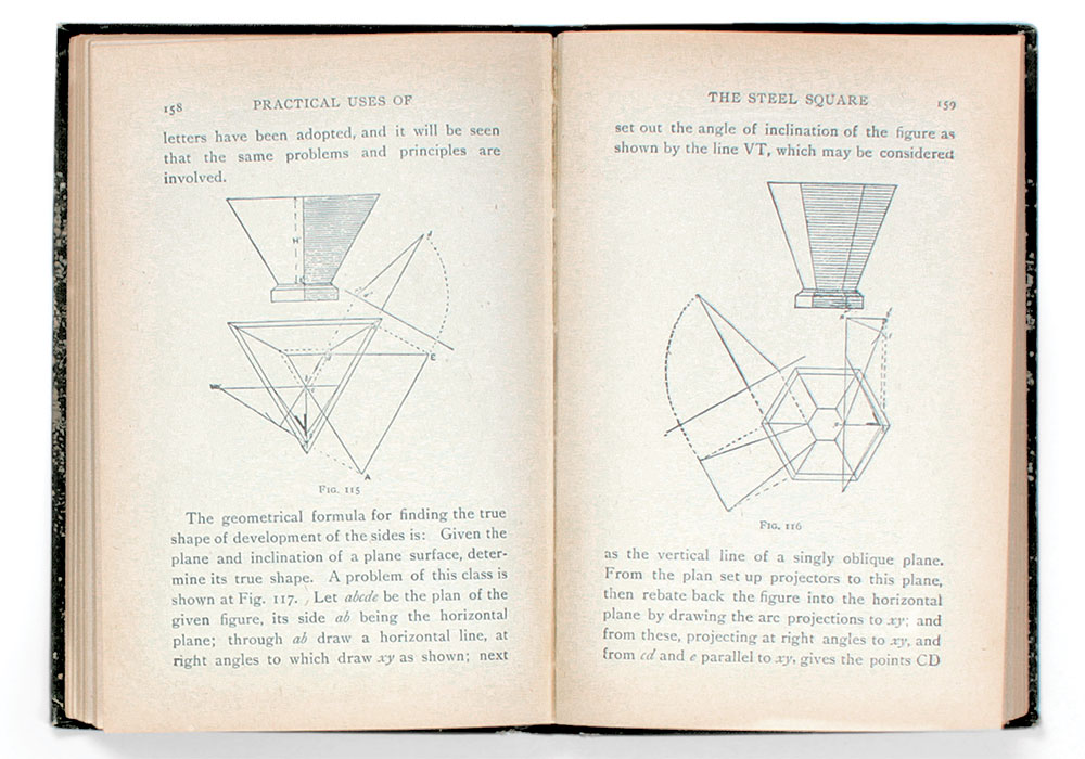 A Practical Treatise on the Steel Square