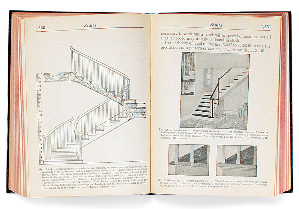 Audels Carpenters and Builders Guide