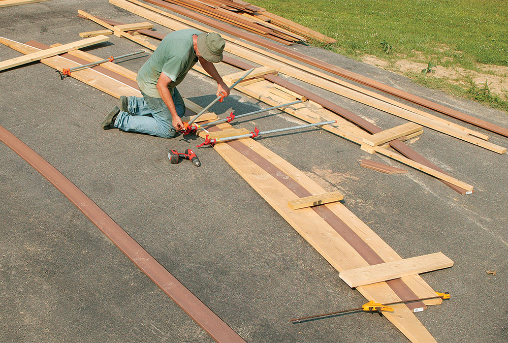 low-tech wood bending