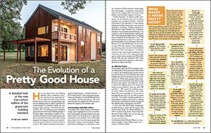 Fine Homebuilding #291