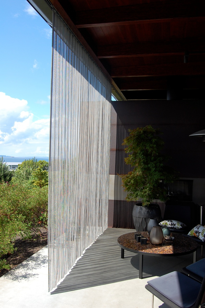 metal shade screen