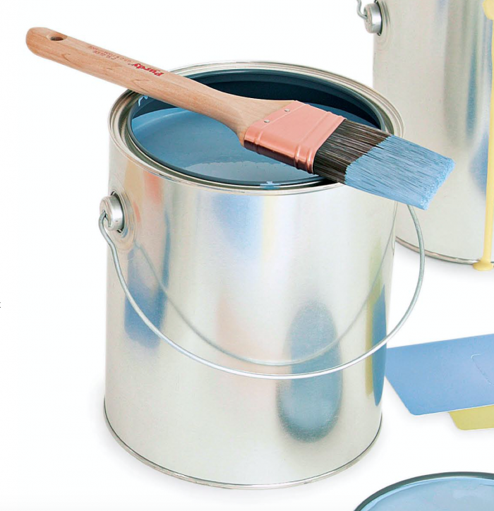 picking paint