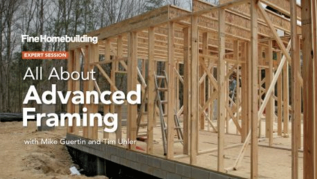 all about advanced framing