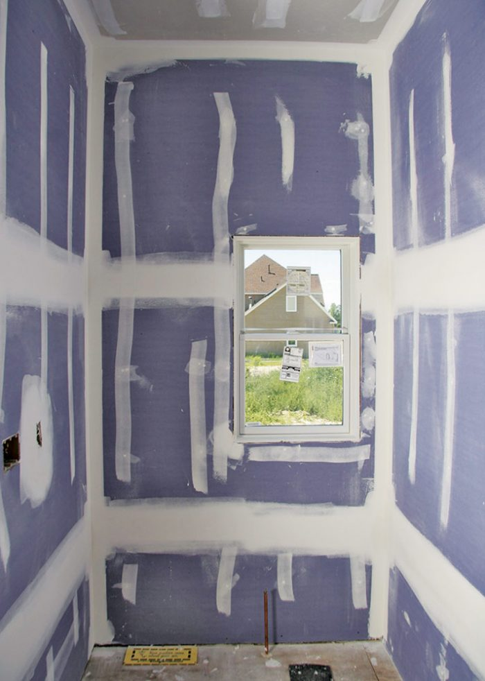 mold-resistant drywall
