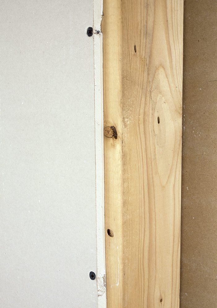 positioning drywall screws