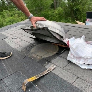 Effective roof venting