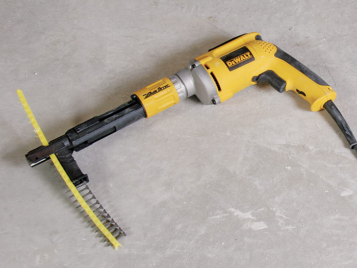 Retrofit your drill