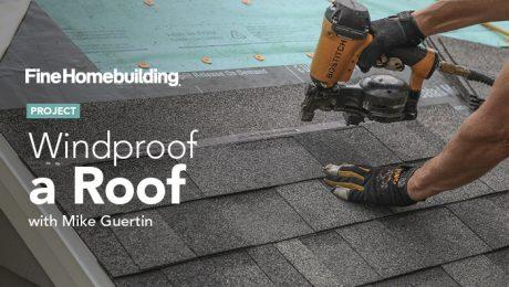 Windproof roof webinar