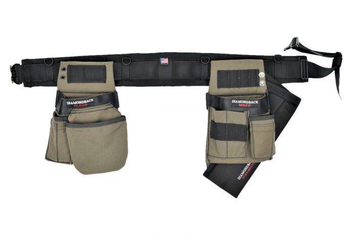 Diamondback toolbelt