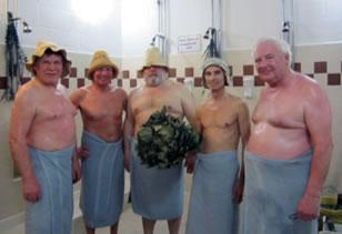 Dillon's Russian Steam bath