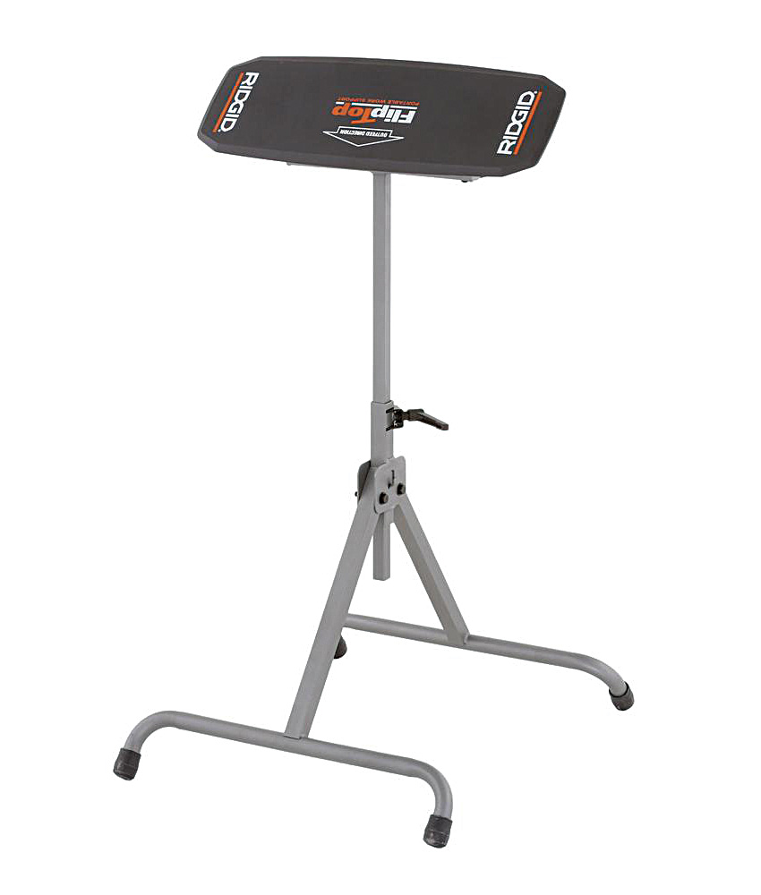 Ridgid outfeed stand