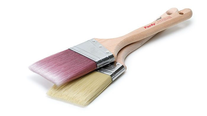 painting tools and materials
