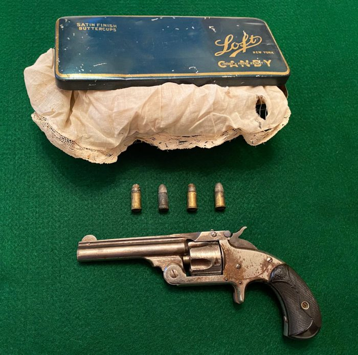 Smith and Wesson 1871