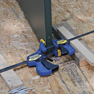 clamps as a second set of hands