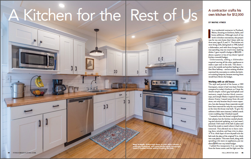 a kitchen for the rest of us spread