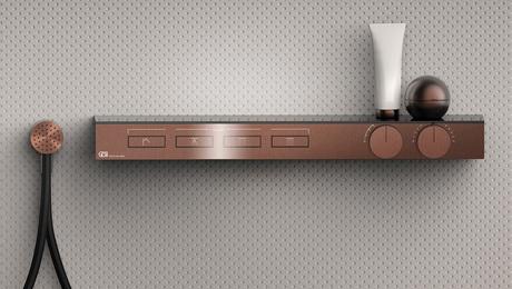 Audio-Inspired Shower Fixtures 16x9