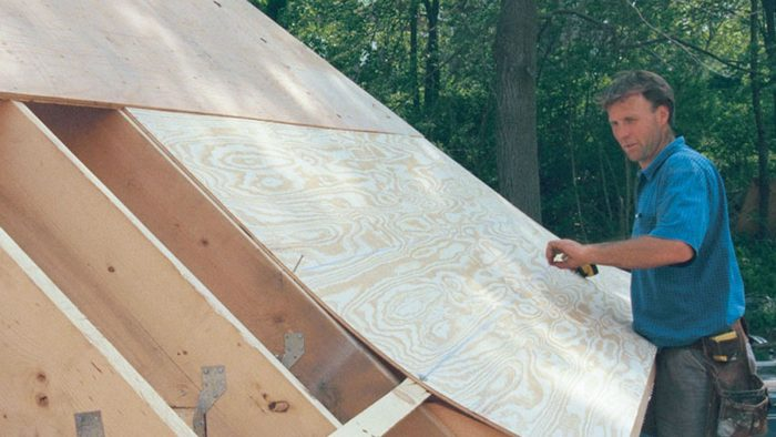 Guide to Roof Sheathing