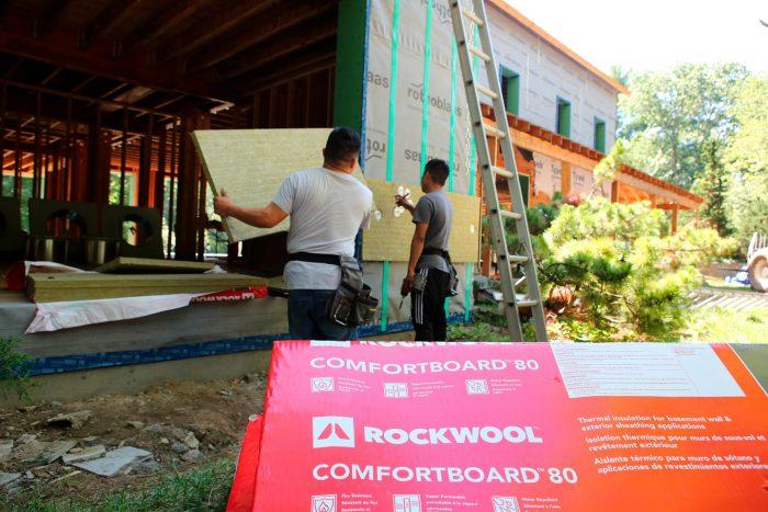 Rockwool ComfortBoard