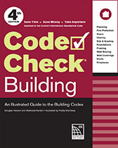 Code Check BUILDING, 4th Edition