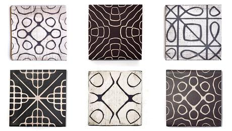 Sound Wave tiles