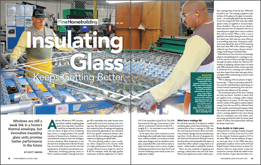 Insulating Glass Keeps Getting Better Spread Img